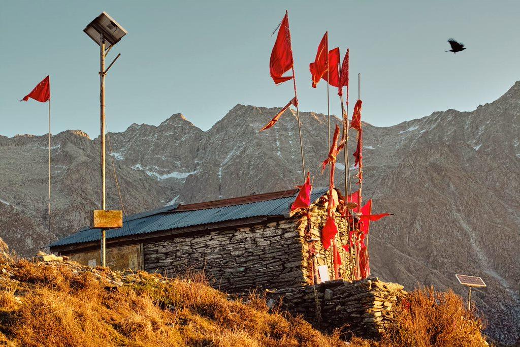 Himani Chaumda Temple (Himachal Pradesh)